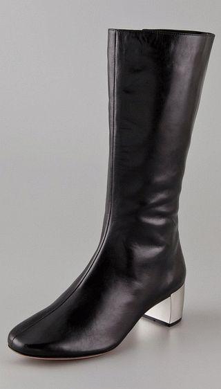 Jean-Michel-Cazabat-Heather-Mid-Calf-Boots-Black-Silver